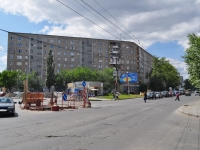 Yekaterinburg, Sulimov str, house 23. Apartment house