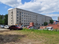 Yekaterinburg, Sulimov str, house 27. Apartment house