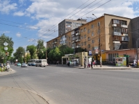 Yekaterinburg, Sulimov str, house 41. Apartment house