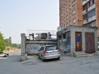 Yekaterinburg, Sulimov str, house 65. Apartment house