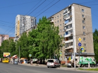 neighbour house: str. Sulimov, house 42. Apartment house