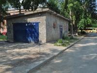 Екатеринбург, улица Сулимова, хозяйственный корпус