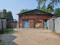 Yekaterinburg, Sulimov str, service building