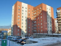 Yekaterinburg, Uralskaya st, house 2. Apartment house