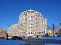 Yekaterinburg, Uralskaya st, house 3. Apartment house