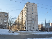 Yekaterinburg, Uralskaya st, house 46. Apartment house