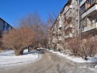 Екатеринбург, улица Уральская, дом 52/2. многоквартирный дом