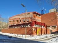 Екатеринбург, улица Уральская, дом 52А. многофункциональное здание