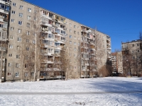 Yekaterinburg, Uralskaya st, house 54. Apartment house