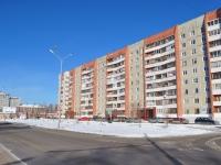 Yekaterinburg, Uralskaya st, house 55. Apartment house