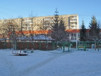 neighbour house: st. Uralskaya, house 59А. nursery school №563, Малыш