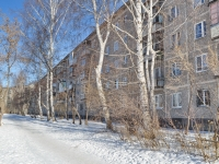 Yekaterinburg, Uralskaya st, house 66/2. Apartment house