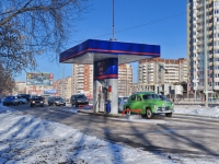 neighbour house: st. Uralskaya, house 74Б. fuel filling station