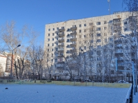 Yekaterinburg, Uralskaya st, house 74. Apartment house