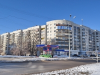 neighbour house: st. Uralskaya, house 74. Apartment house