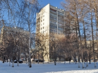 Yekaterinburg, Uralskaya st, house 76. Apartment house