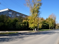 neighbour house: st. Uralskaya, house 52/1. Apartment house