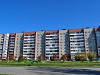 Екатеринбург, улица Уральская, дом 55. многоквартирный дом