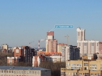 Yekaterinburg, Uralskaya st, house 75. Apartment house