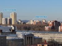 Yekaterinburg, Uralskaya st, house 78. Apartment house