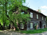 neighbour house: st. Uralskaya, house 21. Apartment house
