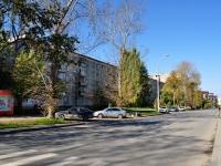 Екатеринбург, улица Уральская, дом 48. многоквартирный дом