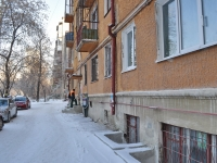 Yekaterinburg, Ispanskikh rabochikh st, house 31. Apartment house