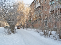Yekaterinburg, Ispanskikh rabochikh st, house 35. Apartment house