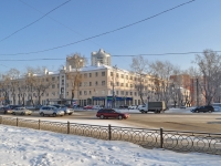 Yekaterinburg, Chelyuskintsev st, house 60. Apartment house