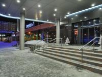Екатеринбург, гостиница (отель) МАРИНС ПАРК ОТЕЛЬ, улица Челюскинцев, дом 106