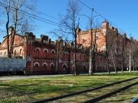 neighbour house: st. Chelyuskintsev, house 108. sample of architecture Комплекс мельницы Борчанинова-Первушина.