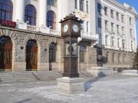 Екатеринбург, скульптура Часыулица Челюскинцев, скульптура Часы