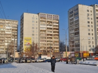 Yekaterinburg, Sverdlov st, house 4. Apartment house
