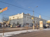 Yekaterinburg, Sverdlov st, house 27. Apartment house