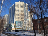 Yekaterinburg, Kuznechnaya st, house 83. Apartment house