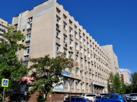 neighbour house: st. Kuznechnaya, house 92. office building