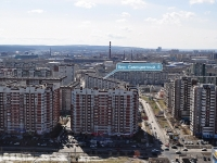 Yekaterinburg, Samotsvetny Blvd, house 5. Apartment house