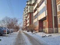 Yekaterinburg, Krestinsky st, house 31. Apartment house