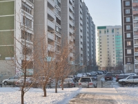Yekaterinburg, Krestinsky st, house 37/2. Apartment house