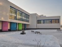 叶卡捷琳堡市, 学校 МБОУ СОШ №200 , Krestinsky st, 房屋 39