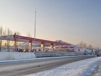 neighbour house: st. Krestinsky, house 40. fuel filling station