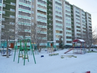 Yekaterinburg, Krestinsky st, house 49/1. Apartment house