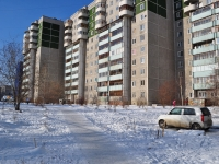 Yekaterinburg, Krestinsky st, house 57. Apartment house