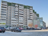 Yekaterinburg, Krestinsky st, house 59/1. Apartment house