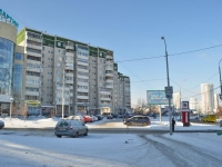 Yekaterinburg, Krestinsky st, house 63. Apartment house