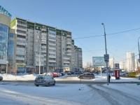 Екатеринбург, улица Крестинского, дом 63. многоквартирный дом