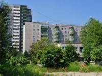 Yekaterinburg, st Krestinsky, house 19. Apartment house