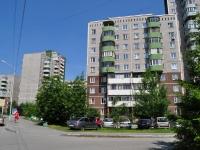 Yekaterinburg, st Krestinsky, house 23. Apartment house