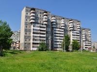 Yekaterinburg, st Krestinsky, house 27. Apartment house