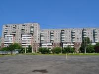 Yekaterinburg, st Krestinsky, house 31. Apartment house